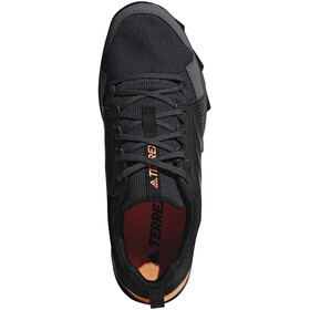 adidas TERREX TraceRocker GTX Trail-Running Shoes Herren core black/carbon/hi-res orange